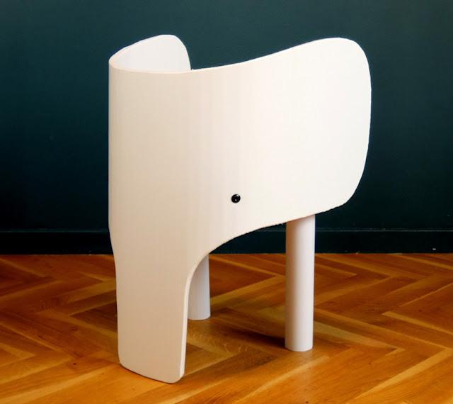 elephant chair by marc venot