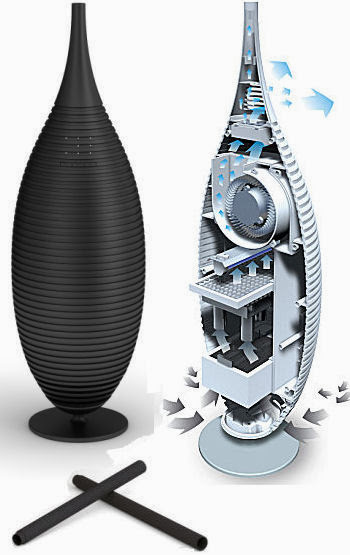 Innovative Air Purifiers and Creative Air Filter Designs (15) 15