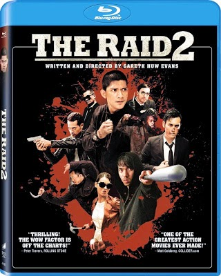 The Raid 2 Berandal (2014) 720p BDRip MULTI Espa�ol Latino-Ingl�s-Indonesio