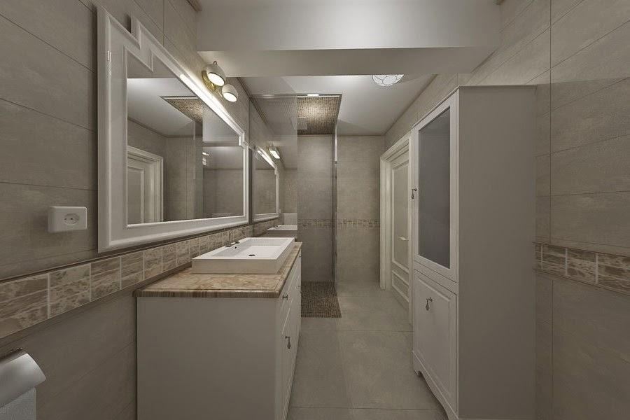 Design interior baie casa Bucuresti - preturi
