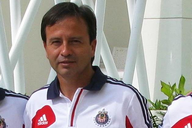 Martínez estaba como encargado de las fuerzas básicas del Rebaño.