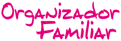 organizador familiar, agenda, familia, original, diario, sorteo, solo yo,