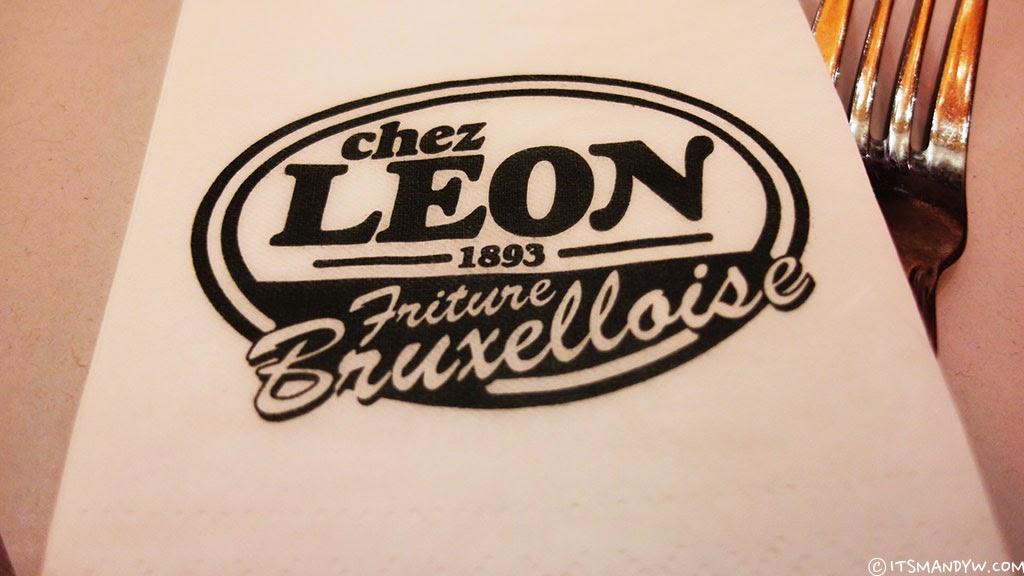 ?? 比利時 | Chez Leon 其實真的很平凡