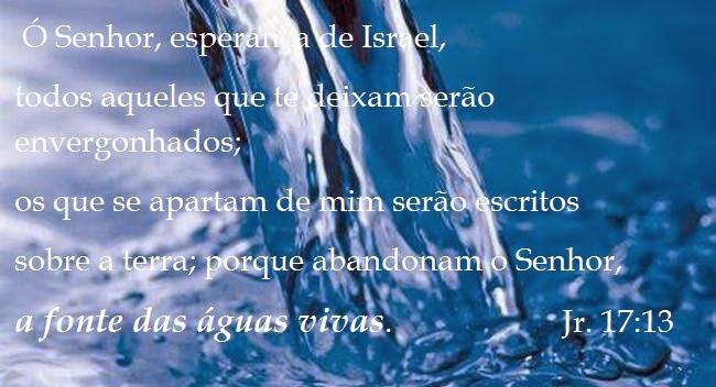 água da vida