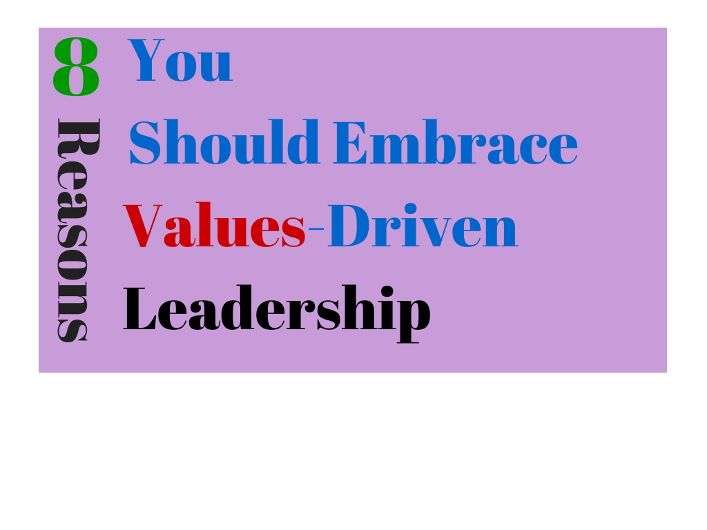 8 Reasons You Should Embrace Values-Driven Leadership Like Michael Hyatt