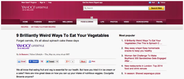 Health  Yahoo Lifestyle