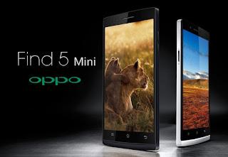 Harga Oppo Find 5 Mini, Spesifikasi Tangguh Harga 2 Jutaan