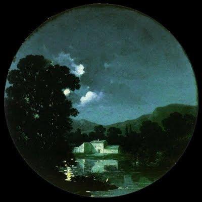 Paisatge de lluna (Rafael Romero Barros)
