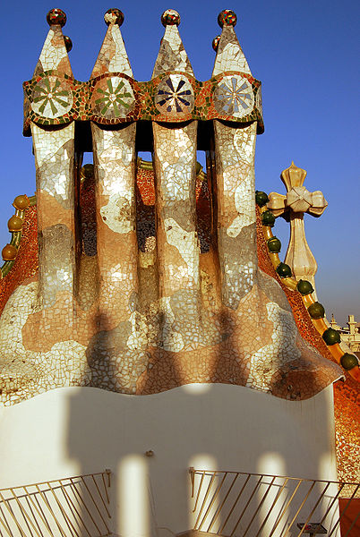 Casa Batllo in Barcelona Seen On www.coolpicturegallery.us