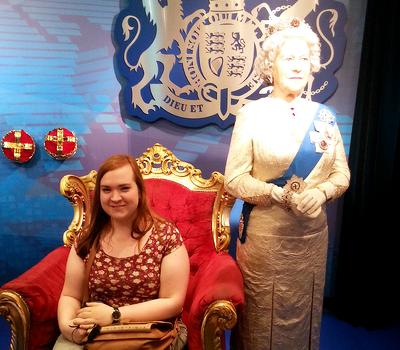Queen Elisabeth II. & me