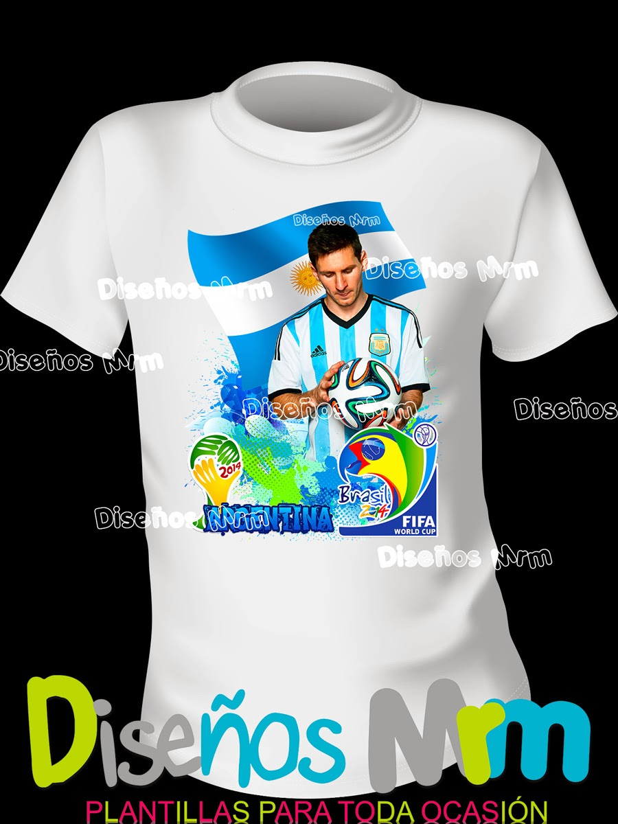 Lionel Messi mundial 2014