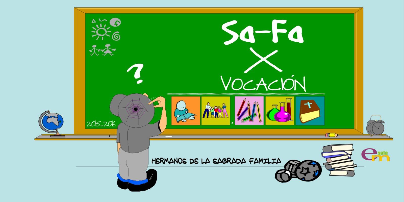 SaFa X Vocación