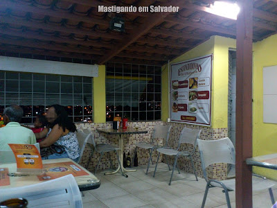 Escondidinho Bar e Restaurante: Ambiente