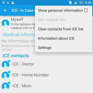 Emergency Calling Options