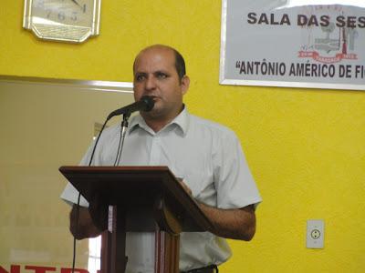 Vereador Luis Meleiro vai apresentar pedido de CPI para investigar ISS da Prefeitura de Tarauacá