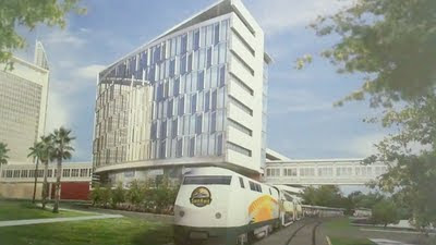 Florida Hospital's Proposed Orland Headquarters