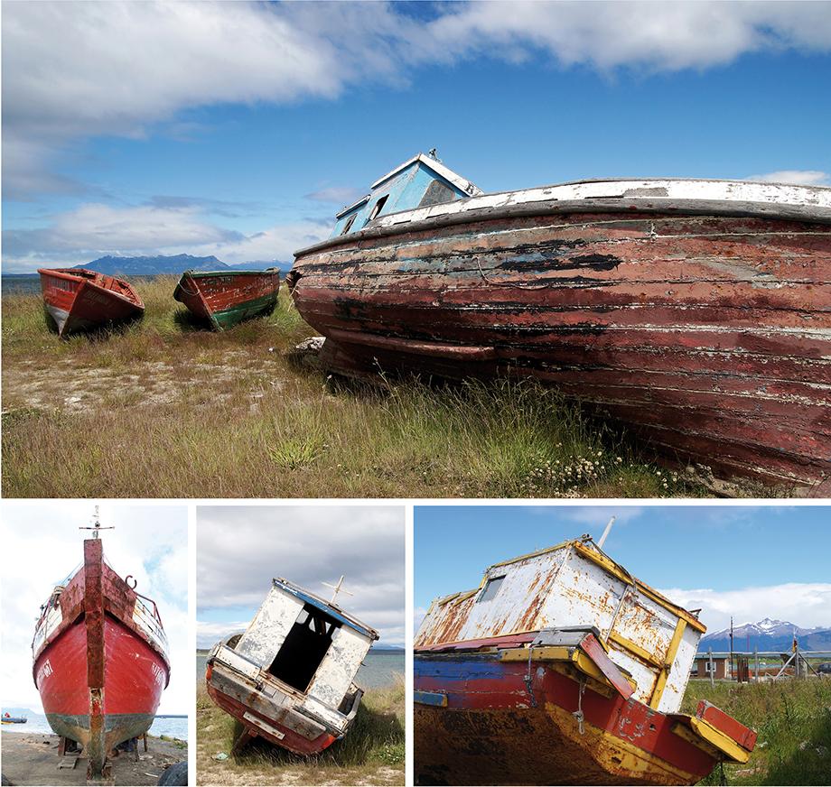 Ynas Reise Blog, Argentinien, Reisetagebuch, Puerto Natales, Chile