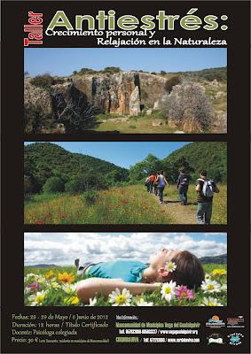 taller antiestres: crecimiento personal y relajacion en la naturaleza