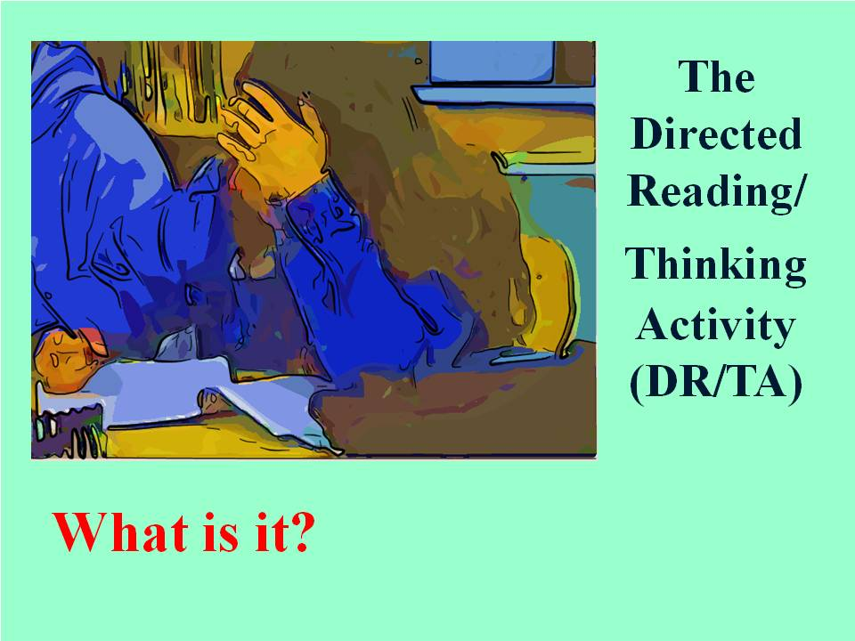directed reading thinking activity
