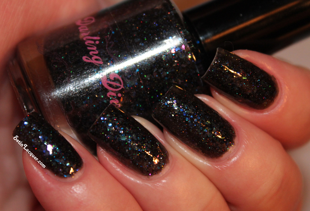 Darling Diva - Black Opal