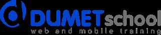 Logo Tempat Kursus Website, SEO, Desain Grafis Favorit 2015 di Jakarta DUMET School
