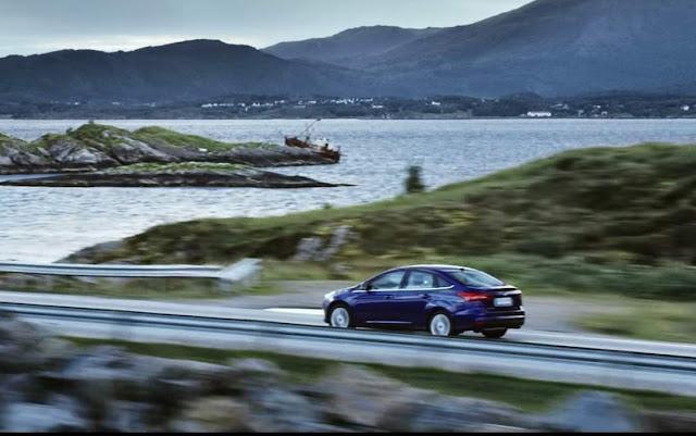 Focus Fastback: test-drive sorteia viagem a Mônaco