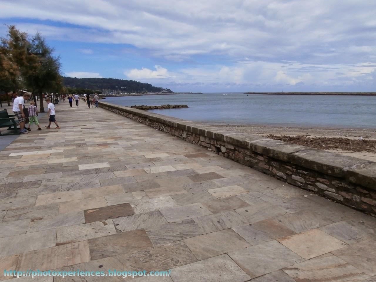 Paseo Marítimo de Hondarribia - Fuenterrabía