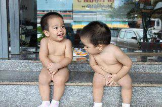 Funny Cute Small Baby