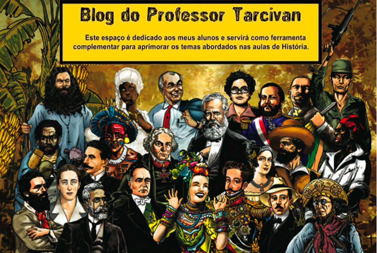Blog do Professor Tarcivan