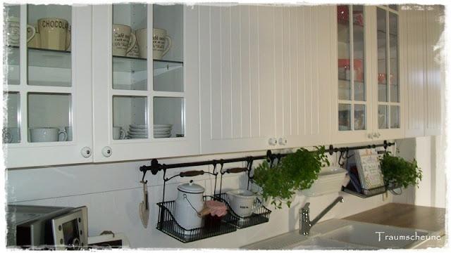 traumscheune neue k che. Black Bedroom Furniture Sets. Home Design Ideas