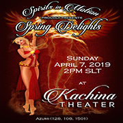 Spring Delights at Kachina Theater
