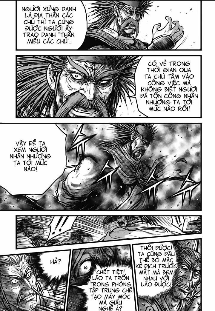 Hiệp Khách Giang Hồ - Chapter 467(TV) - Pic 6