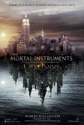 mortal instruments 3dtv city of bones