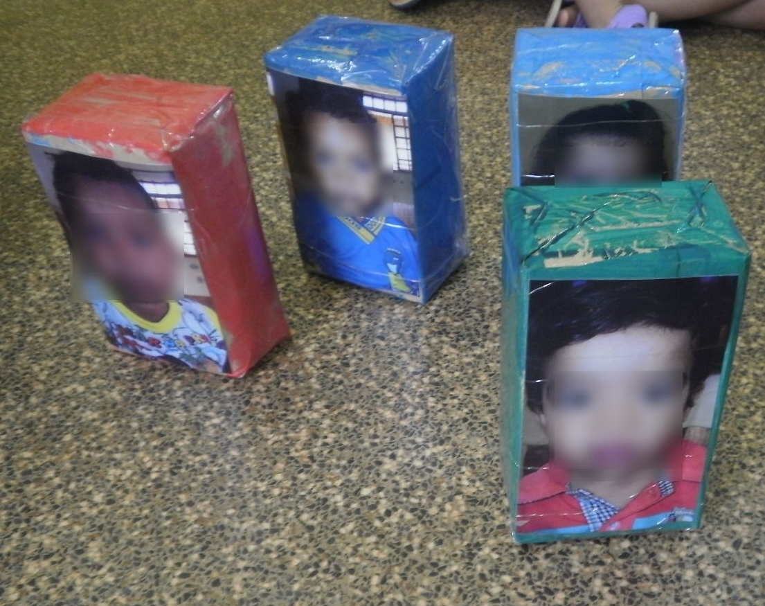 Suficiente EDUCAÇÃO INFANTIL: Projeto Identidade para Berçário UM08