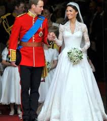 Kate Middleton y Guillermo ya son marido y mujer