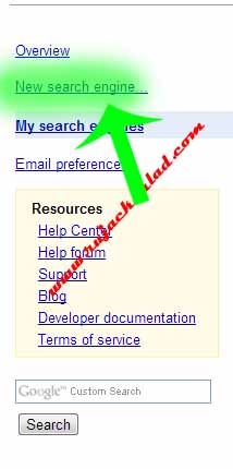 How To Make Search Engine For Your Website Or Blog