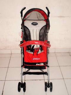 Kereta Dorong Bayi Stroller Pliko Murah dan Berkualitas