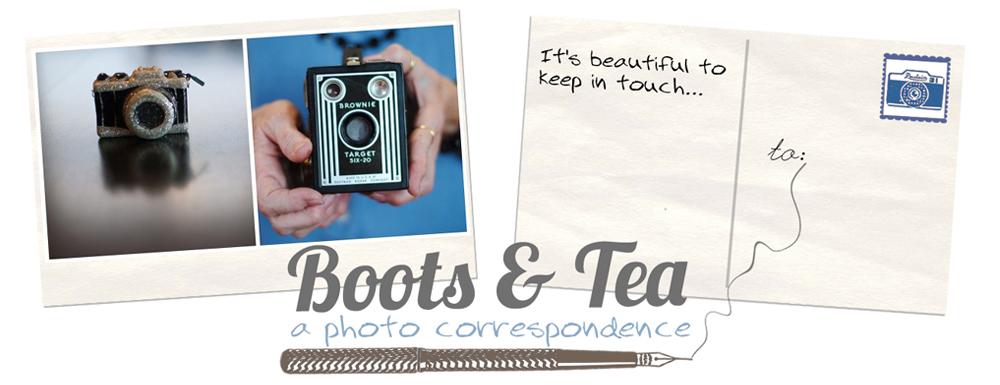 boots & tea