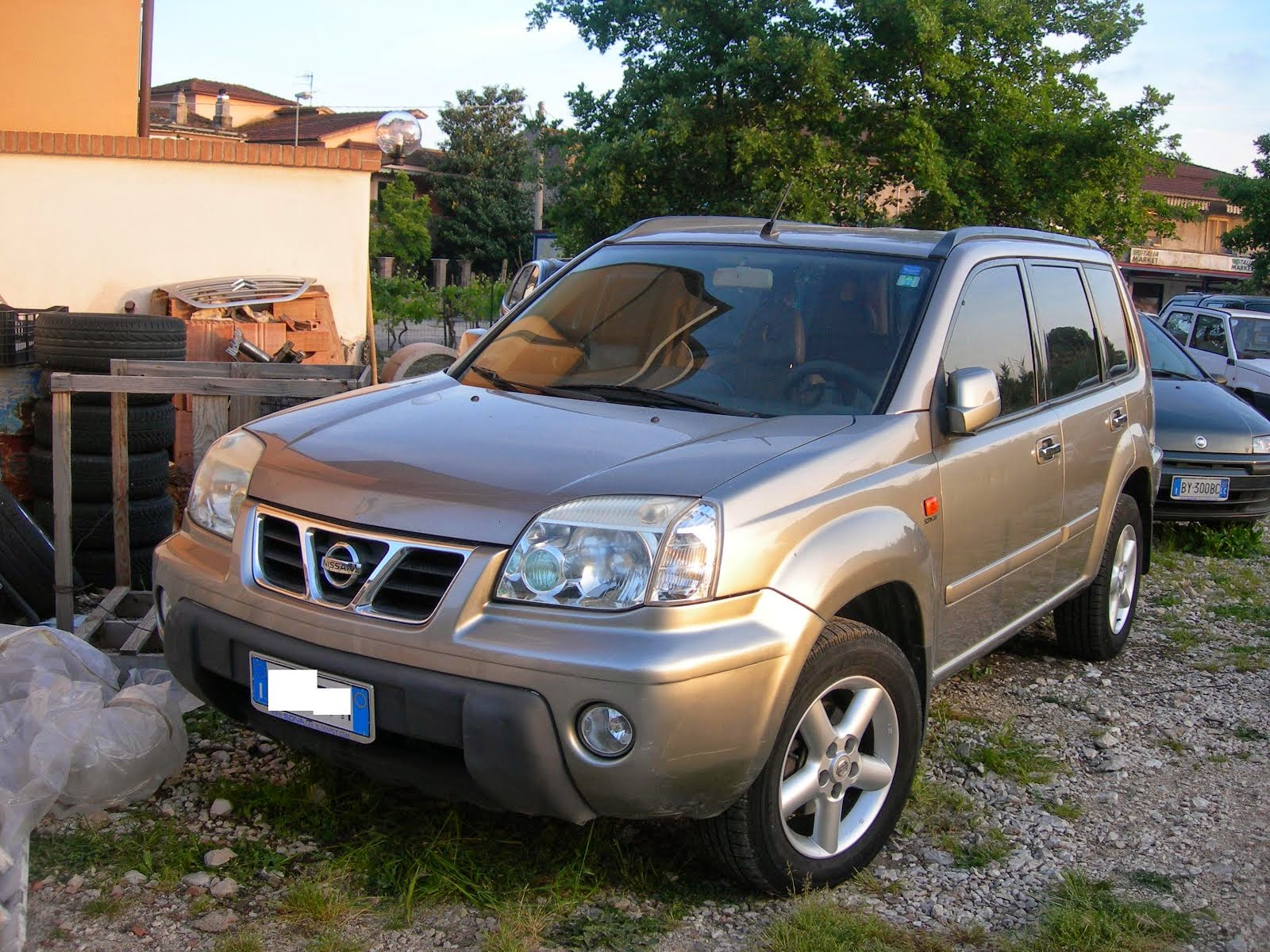 Nissan X-Trail 2.2 Dci Anno 2002 Acc: Full optional 4.000,00 Euro