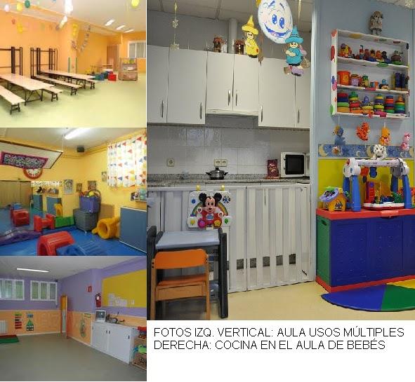 Ser educadora hoy normativa de las escuelas infantiles for Caracteristicas de un comedor