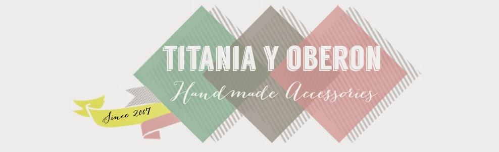 Titania Y Oberon
