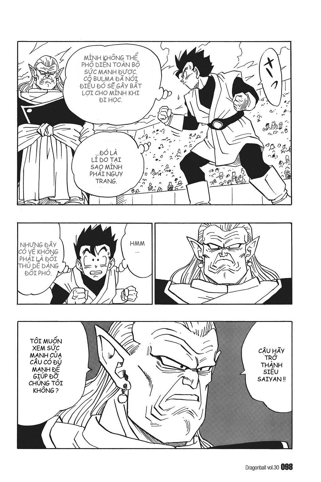 xem truyen moi - Dragon Ball Bản Vip - Bản Đẹp Nguyên Gốc Chap 443