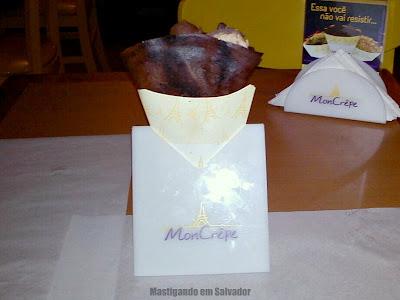 MonCrêpe: Crepe doce Chamonix