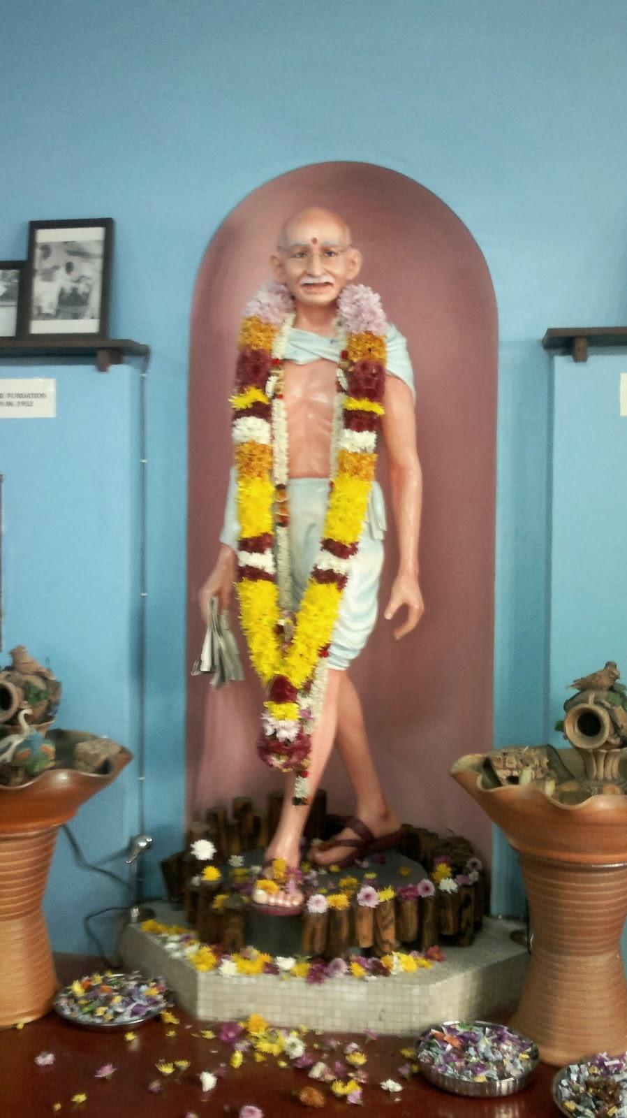 மகாத்மா காந்தி(MAHATHMA GANDHI)