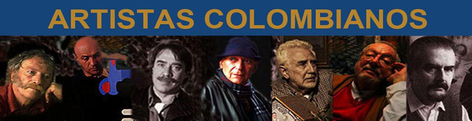 ARTISTAS COLOMBIANOS