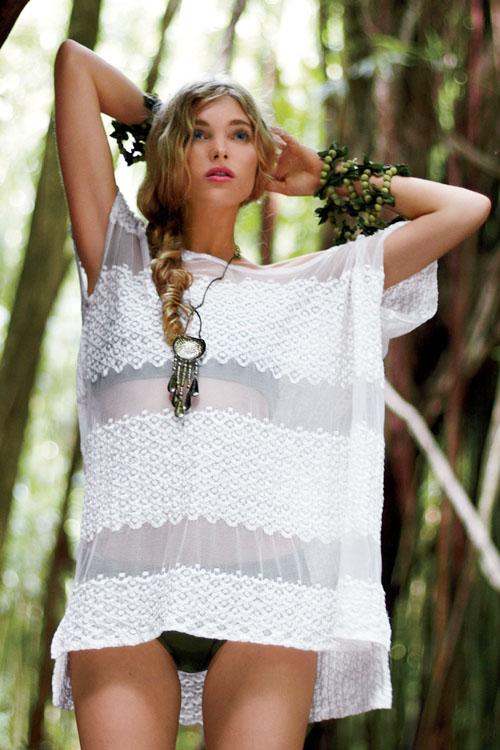 Bohemieng style,Model