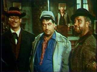 Frank Oliveras, Tito Garcia and Spartaco Conversi