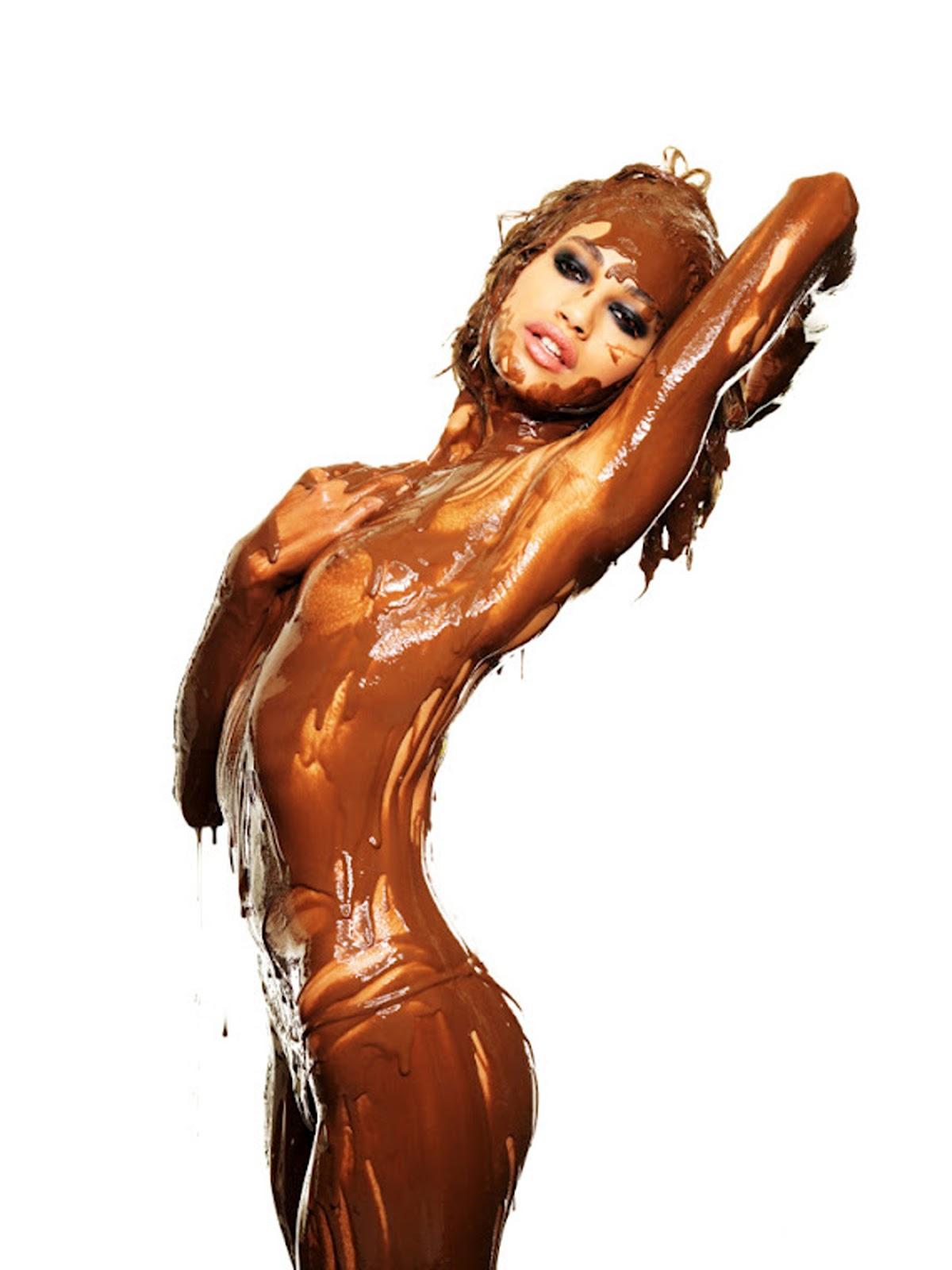 Фото мужик в шоколаде 18 фотография