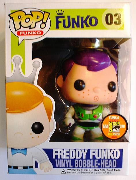 Freddy Funko Buzz Lightyear