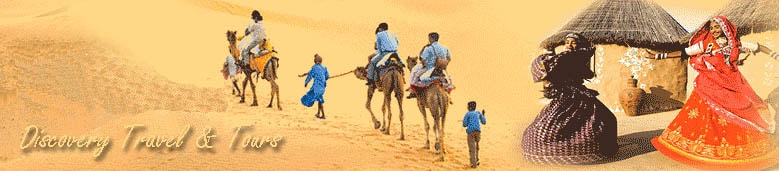 Discovery of Rajasthan